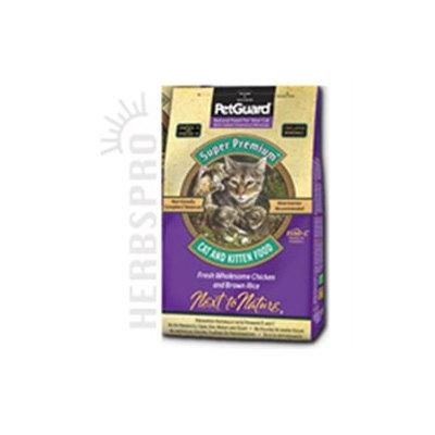 PetGuard Premium Cat & Kitten Dry Food - Fresh Chicken