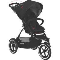 phil & teds Navigator Inline Stroller - Black