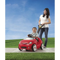 Step 2 E-Z Steer Sporster Push and Ride Riding Toy - Red/Black