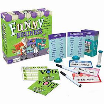 Gamewright Funny Business Ages 12 and up, 1 ea