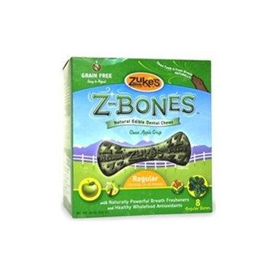 Zukes Z-Bones Apple Regular - 8 pack