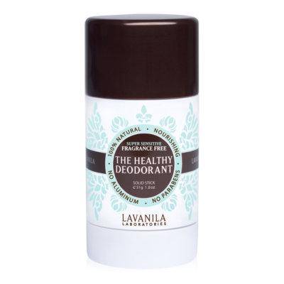 Lavanila Super Sensitive Fragrance Free Deodorant, 1.8 oz
