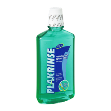 CareOne Plakrinse Mint Flavor Pre-Brushing Dental Rinse