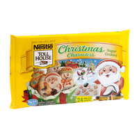 Nestlé® Toll House® Christmas Characters Sugar Cookies Dough