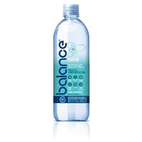 Balance Water, Mind, 16.9 Ounce Bottles (Pack of 24)