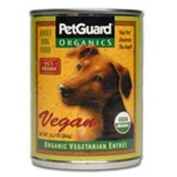 PetGuard Entree - Organic Formula - Adult