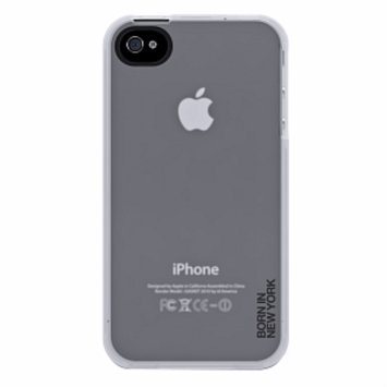ID America IDC403-FRO Dryice iPhone 4S Case - 1 Pack, Clear, 1 ea