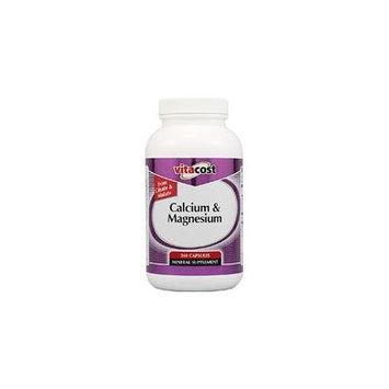 Vitacost Calcium & Magnesium -- 240 Capsules