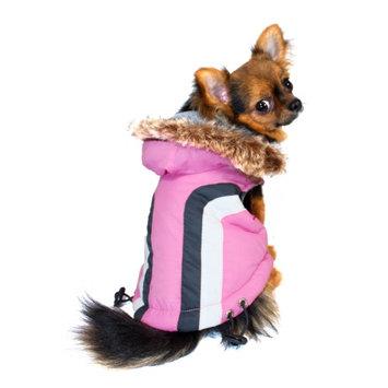 Hip Doggie Inc Hip Doggie Swiss Alpine Ski Vest - Pink, M