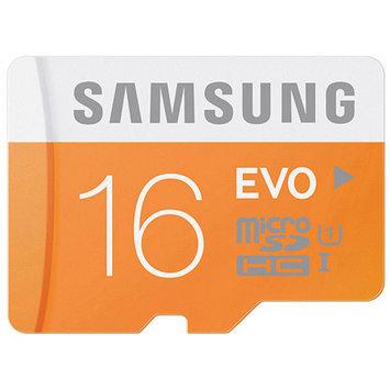 Samsung MB-MP16DB/AM EVO microSDHC 16GB Class 10 Memory Card