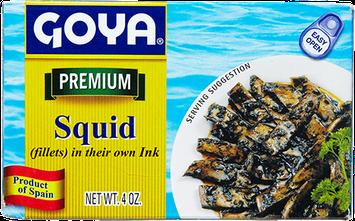 Goya Squid in their Own Ink