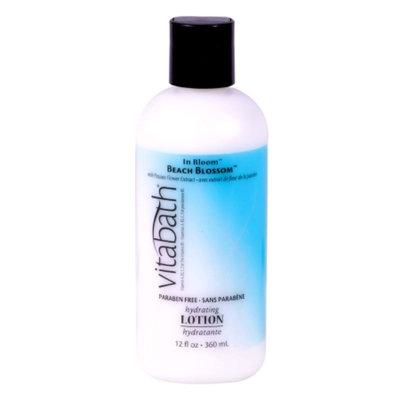 Vitabath Hydrating Lotion, Beach Blossom, 12 fl oz