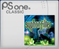Sony Computer Entertainment Syphon Filter - PSOne Classic DLC