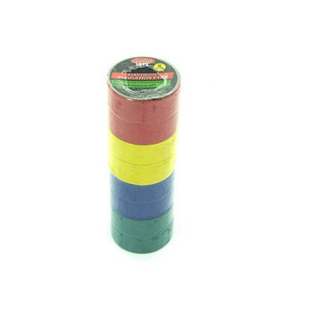 Bulk Buys Colored electrical tape Case Of 25