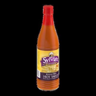 Sylvia's Restaurant Kickin' Hot Hot Sauce
