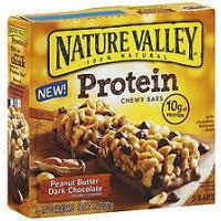 Nature Valley, Protein, Peanut Butter Dark Chocolate