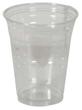 DIXIE CP1214 Disposable Cold Cup,14 oz, Clear, PK1000