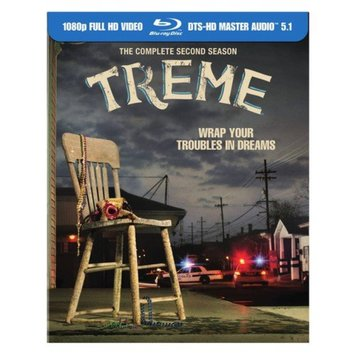 Treme: The Complete Second Season (Blu-ray) (Widescreen)