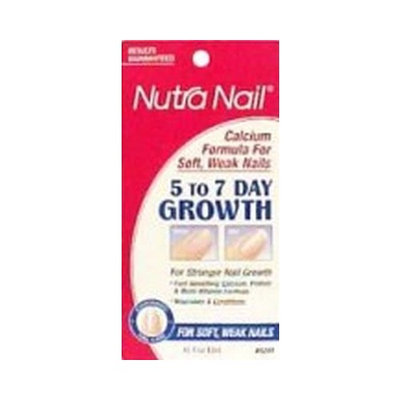 Nutra Nail Calcium Nail Builder (3-Pack)