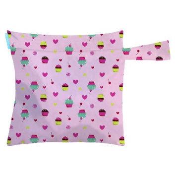 Charlie Banana Wet Diaper Tote - Cupcakes