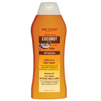 Marc Anthony True Professional Hydrating Coconut Oil & Shea Butter 10x Hydration Body Wash, 16.9 fl oz