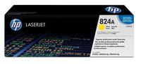 Hewlett Packard HP Laserjet Yellow Toner Cartridge, CB382A