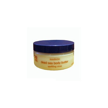 Etre Natural Beauty Dead Sea Body Butter - Mandarin - Sparkling Citrus ADSBeauty