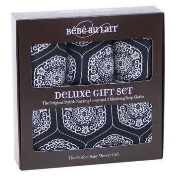 Bebe Au Lait Bébé au Lait Jaipur Nursing Cover and Burp Cloth Gift Set