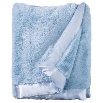 Cuddle Plush Blanket - Blue by Circo