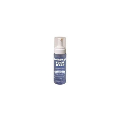 Lottabody professional formula foam wrap lotion for setting all types of hair - 7 Oz