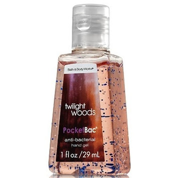 Bath & Body Works® PocketBac® Twilight Woods Anti-Bacterial Hand Gel