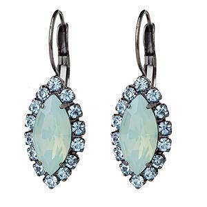 Elizabeth Cole Jewelry Navette Drop Earring