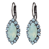 Elizabeth Cole Jewelry Navette Drop Earring