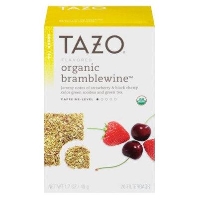 Tazo Organic Bramblewine™ Green Tea