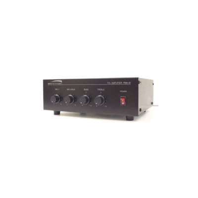 Speco SPECO -PBM30 30W Contractor Series PA Amplifier UL
