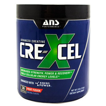 ANS Performance Crexcel, Fruit Fusion, 30 Servings