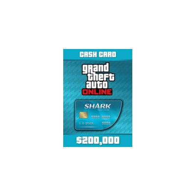 Rockstar Games Grand Theft Auto Online: The Tiger Shark Cash Card