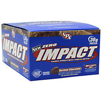 VPX Zero Impact German Chocolate High Protein Mealbars
