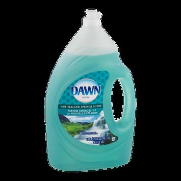 Dawn Ultra Dishwashing Liquid New Zealand Springs Scent