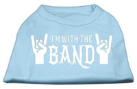 Ahi With the Band Screen Print Shirt Baby Blue XL (16)