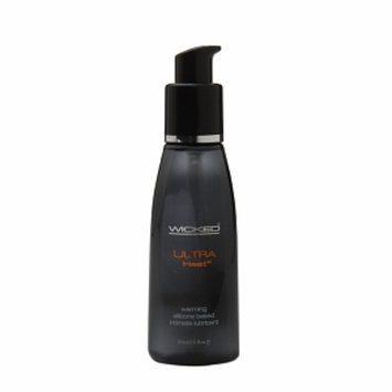Wicked Sensual Care Ultra Heat Warming Lubricant, 2 oz