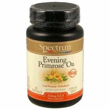 Spectrum Essentials Organic Evening Primrose Oil 1300 mg 90 Capsules