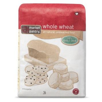 market pantry Market Pantry Whole Wheat Flour 5 lbs