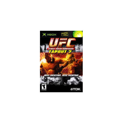 TDK Mediactive Ultimate Fighting Championship: Tapout 2