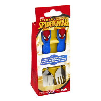 Zak Spider Sense Spider-Man Easy Grip Flatware