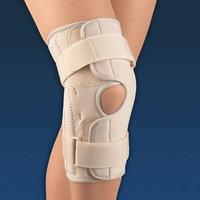 Fla Orthopedics Soft Form Wrap Around Stabilizing Knee Support : Large