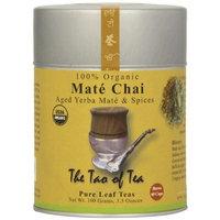 3M The Tao Of Tea Chai Mate Chai, 100% Organic, 3.5 Ounce Tin