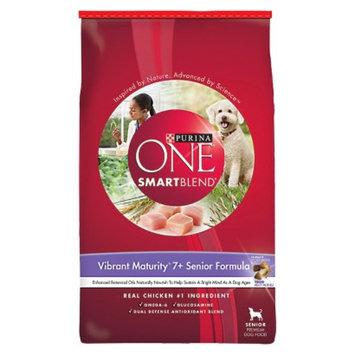 PURINA ONE® Smartblend Vibrant Maturity 7+ Senior Formula