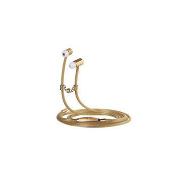 Fusion By Dazzle DZ10002 Jewel Earphone Cobra Gold
