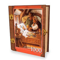 Masterpieces Puzzles Fairytales Book Box Goldilocks and the Three Bears 1000 Pcs Ages 13+